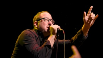 The Hold Steady Bring Their Guitar- And Brass-Driven Rocker 'Family Farm' To 'Late Night'