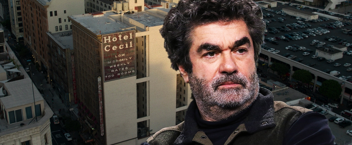 'Crime Scene' Director Joe Berlinger On Conspiracy Theories And The Horrible Happenings At LA's Cecil Hotel