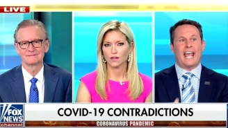 Fox News' Brian Kilmeade Has Absolutely Had It With Dr. Fauci And COVID Restrictions: 'How Long Do You Stay Inside?'
