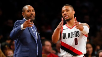 Damian Lillard Couldn't Believe The Wolves Passed Over David Vanterpool