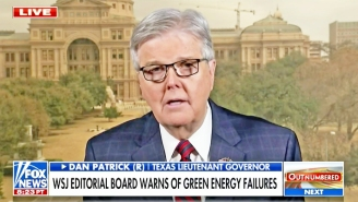 Texas Lt. Gov. Dan Patrick Tells Texans To 'Read The Fine Print' On Electric Bills After People Received Up-To-$17,000 Tabs