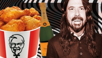 Dave Grohl Revealed His Favorite Post-Show Meal, So We Gave It A Try