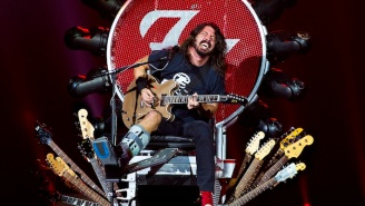 Mick Jagger And Dave Grohl Serve Up Some 'Much Needed Optimism' With Their Joint Single 'Eazy Sleazy'