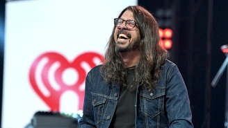 Dave Grohl Used To Listen To Juvenile's 'Back That Azz Up' Backstage Before Every Foo Fighters Concert