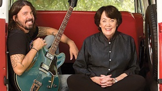 Dave Grohl And His Mother Are Set To Host A New Show On Paramount+