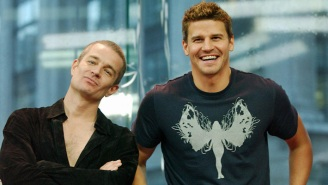 David Boreanaz and James Marsters Are The Latest 'Buffy' Alum To Express Support For Charisma Carpenter
