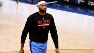 Report: The Rockets And DeMarcus Cousins Will Part Ways In The Coming Days