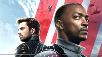 Marvel Fans Named The Biggest Badass In 'The Falcon And The Winter Soldier' Trailer (And It Isn't Even Close)