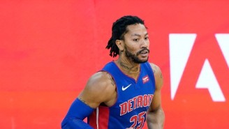 Report: A Derrick Rose Trade To The Knicks Is 'Close'