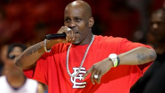 DMX Was Apparently A Huge Fan Of The Classic '80s Sitcom 'The Golden Girls'