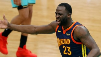 Draymond Green Will Return To The 'Inside The NBA' Desk During The 2021 Playoffs