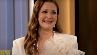 Drew Barrymore Had A Tear-Filled Birthday On Her Show, Thanks To Cameron Diaz And David Letterman