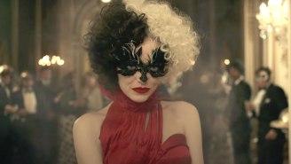 Emma Stone Portrays One Of Disney's Most Iconic Villains In The 'Cruella' Trailer
