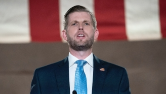 Eric Trump Actually Proclaimed His Dad The 'Most Beloved Political Figure' In U.S. History With A Straight Face
