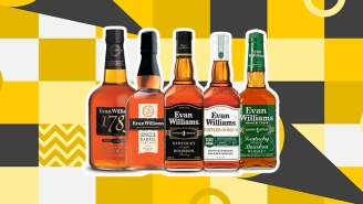 Ranking The Core Bottles Of Evan Williams Bourbon