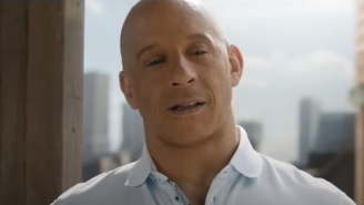 Vin Diesel Returns To His Old, Exciting Life In The 'F9' Super Bowl Commercial