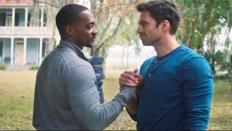 What Does Disney+'s 'The Falcon And The Winter Soldier' Trailer Tell Us About The New Captain America?