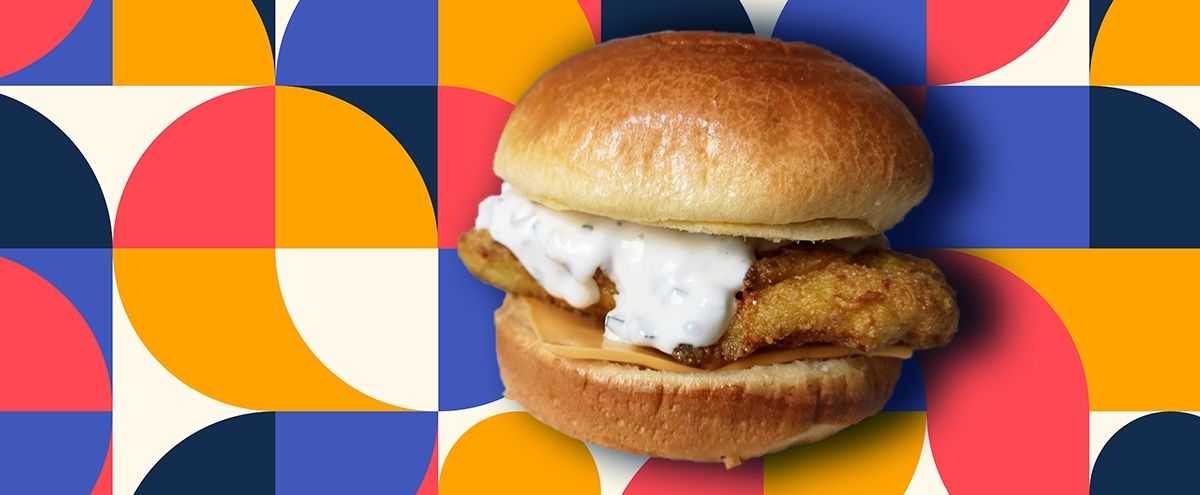 We Made McDonald's Filet-O-Fish At Home — Here's Our Recipe