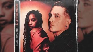 G-Eazy Goes 'A Little More' R&B On A New Track With Kiana Ledé