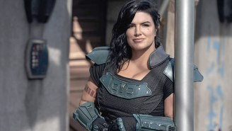 Gina Carano Discovered She Was Fired From 'The Mandalorian' At The Same Time As Everyone Else
