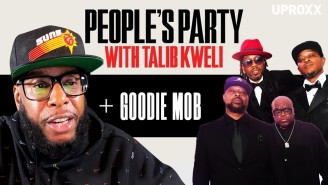Talib Kweli & Goodie Mob Talk Dungeon Family & More