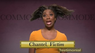 A 'SNL' Sketch Mocked The Viral Gorilla Glue Hair Care Incident