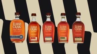 Ranking The Core Bottles Of Elijah Craig Whiskey