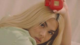 Hayley Kiyoko's New Perfume 'Hue' Is A Gender-Inclusive Fragrance