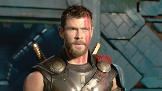 Chris Hemsworth Is Getting Too Ripped For His 'Thor: Love And Thunder' Body Double To Keep Up