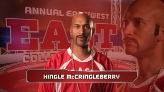 Keegan Michael-Key Explained How Charles Woodson Inspired The Key & Peele 'East/West College Bowl' Sketch