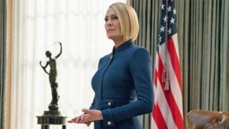 Robin Wright Has One Regret About The Way 'House Of Cards' Ended
