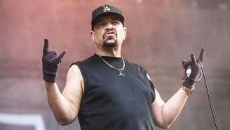 Please Stop Trying To One-Up Ice-T About Television History (Because He Will Come For You)