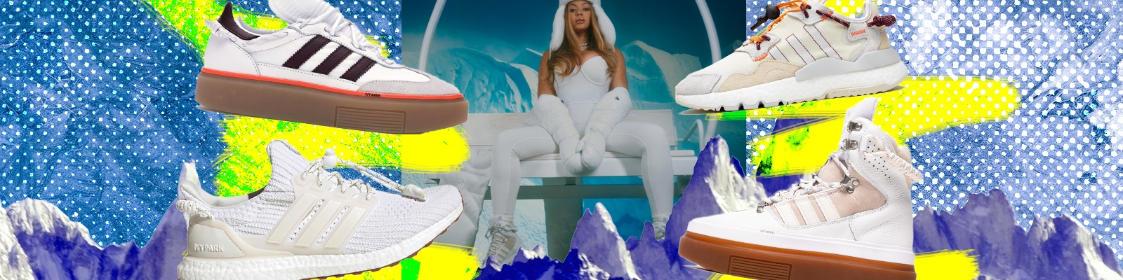 Every Sneaker From Beyonce's IVY PARK Adidas Line, Ranked (Including The New Icy Park Collection)