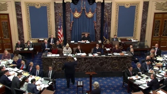 Democrats Backed Down From Calling Witnesses During Trump's Senate Impeachment Trial, And People Were Furious