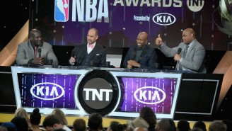 A 4-Part 'Inside The NBA' Docuseries Is Coming To TNT In March