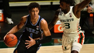 Potential Lottery Pick Jalen Johnson Is Opting Out Of The Rest Of Duke's Season