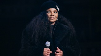 Janet Jackson Is Brought To Tears By Fans' Love And Support In A New Video
