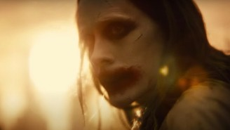 Jared Leto And 'Justice League' Fans Reacted To An Iconic (Sort Of) Joker Line From The New Snyder Cut Trailer