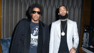 Jay-Z And Nipsey Hussle Declare 'What It Feels Like' In Black America On Their New Track