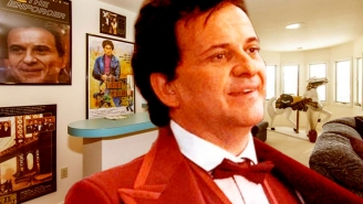 A Few Thoughts We Had While Looking At Joe Pesci's Mind-Blowing Mansion
