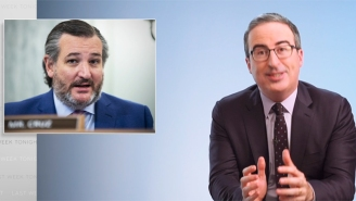 John Oliver's Takedown Of Ted Cruz And The Texas GOP Over The Power Catastrophe Is As Brutal As You'd Expect