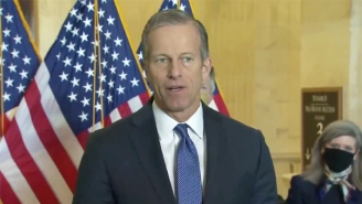 GOP Senator John Thune Is Being Dragged For Basing His Minimum-Wage-Hike Opposition On His Late 1970s Wages
