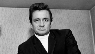 A Classic Johnny Cash Album Is Getting Reissued As Vinyl Me, Please's First Country Record Of The Month