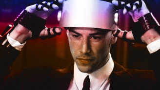'Johnny Mnemonic' Predicted Cybernetic Dolphins In 2021, So Where Are They?