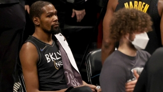 Kevin Durant Tweets 'My Bad' After Michael Rapaport Posted A Series Of 'Disgusting' DMs He Received From The Nets Star