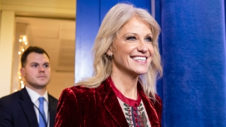 'American Idol' Is Being Dragged For Giving Kellyanne Conway A Chance To Portray Herself As A Doting Mother In The Wake Of Abuse Allegations