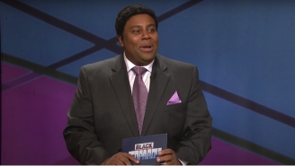 Kenan Thompson Said Alex Trebek Loved The 'Black Jeopardy!' Sketch On SNL