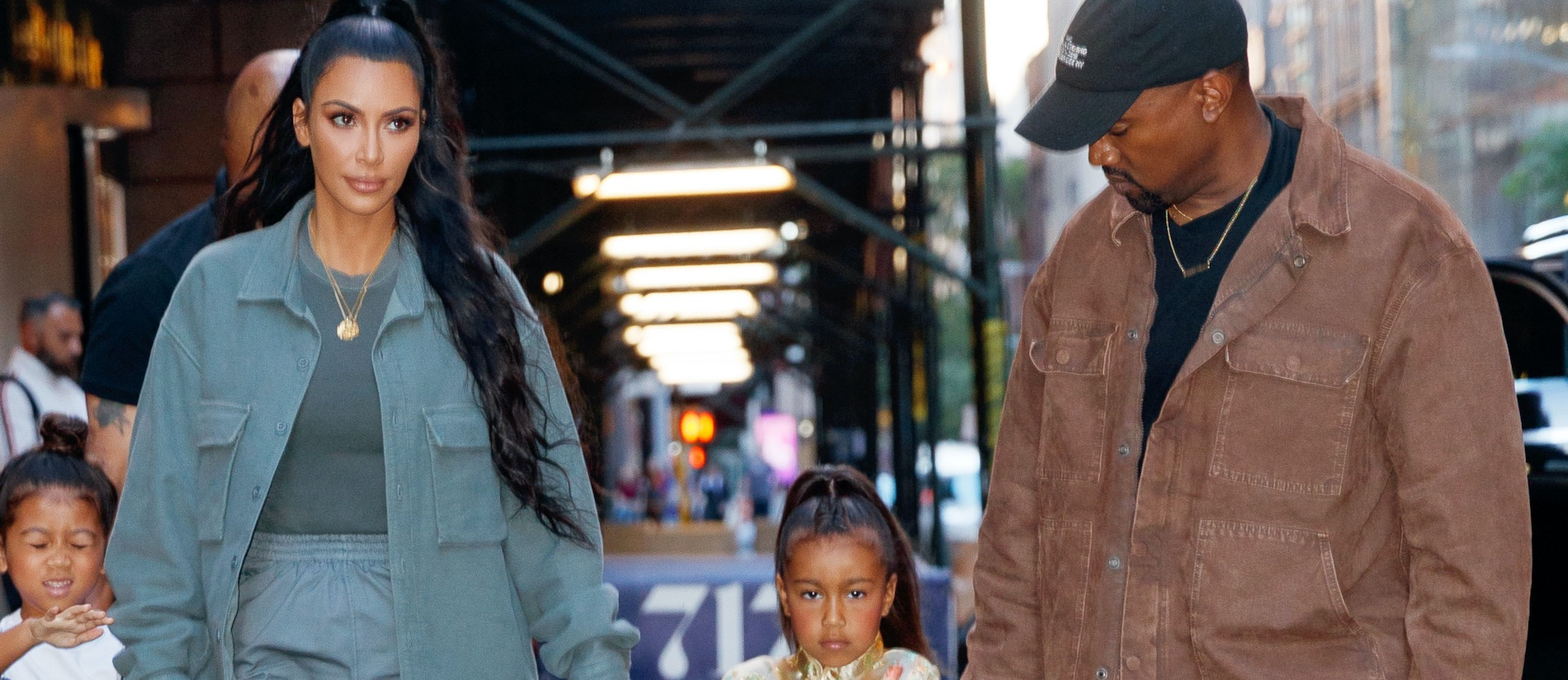 Kim Kardashian Slams Critics Who Questioned North West's ...