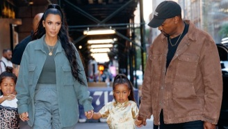 Kim Kardashian Slams Critics Who Questioned The Viral Painting By Her And Kanye West's Daughter North
