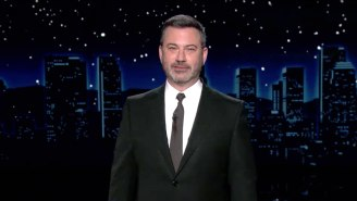 Jimmy Kimmel Tore Into Real Life 'Snake On A Plane' And 'World-Class Liar' Ted Cruz For His Sunny Cancun Trip